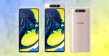 Samsung Galaxy A82 may come this year with flipping-camera