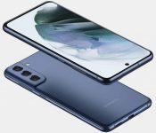 Samsung Galaxy S21 Fan Edition design revealed