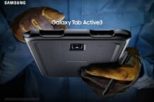 Samsung Galaxy Tab Active3 rugged tablet with a replaceable battery launched in the US