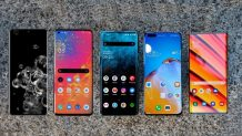 Top 10 highly-rated Android smartphones in China for March 2021 –