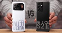 Xiaomi Mi 11 Ultra Vs Samsung Galaxy S21 Ultra – battle of flagships