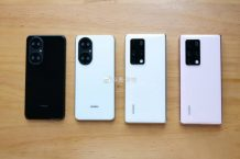 Huawei P50 Black Leaked In Real Photo, Hinting At Upcoming Launch