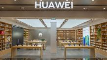 Huawei stores across China have very few smartphones in stock