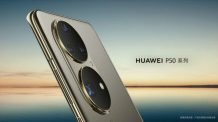 The 4G version of Huawei P50 has been licensed in China