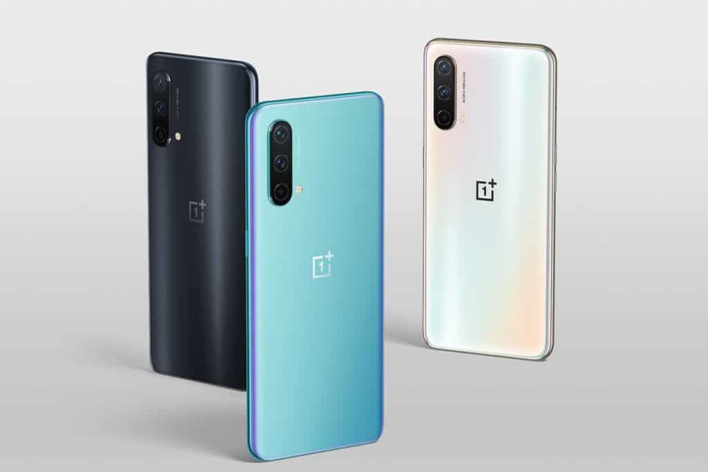 OnePlus Nord CE released with SD750G & a 64MP camera for £299 –