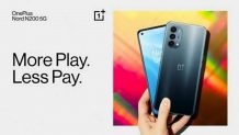 OnePlus Nord N200 5G launched with Snapdragon 480 and 90Hz display