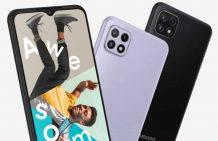 Samsung Galaxy A22 5G and Galaxy A22 4G unveiled