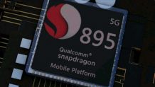 The upcoming Snapdragon 895 flagship SoC will be produced by Samsung