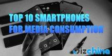 Top 10 Smartphones for Media Consumption #3