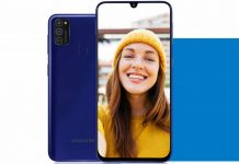 Galaxy M21 2021 Edition goes official in India with $170 price