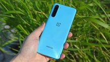 OxygenOS 11.1.4.4 fixes OnePlus Nord overheating and battery issues