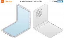 Xiaomi Mi MIX Flip Phone Renders Show Quite Interesting Design