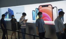 Foxconn will hire 200,000 additional workers to build the iPhone 13