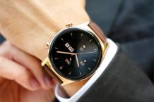 Honor Watch GS 3 Streamer Classic / Racing Pioneer Shown In Photos