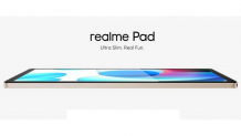 Realme Pad will come with 7,100mAh battery and 18W charging