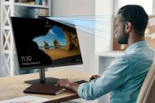 Samsung's Webcam Monitor S4 Features a Pop-Up Webcam With Windows Hello Support
