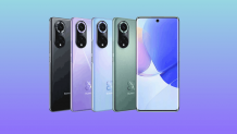 Huawei Nova 9 and 8i launch set for October 21